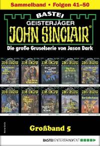 Cover John Sinclair Großband 5 - Horror-Serie