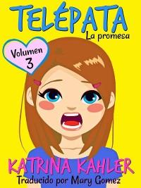 Cover Telépata--Libro 3
