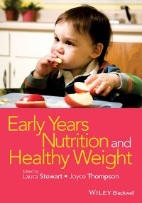 Cover Early Years Nutrition and Healthy Weight