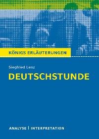 Cover Deutschstunde