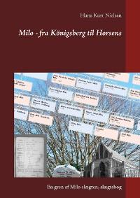 Cover Milo - fra Königsberg til Horsens