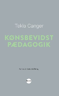 Cover Konsbevidst PAedagogik