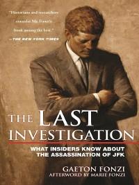 Cover The Last Investigation