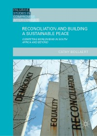 Cover Reconciliation and Building a Sustainable Peace