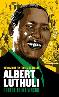 Cover Albert Luthuli