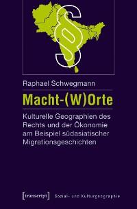 Cover Macht-(W)Orte