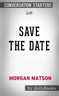 Cover Save the Date: byMorgan Matson | Conversation Starters