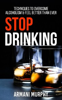 Cover Stop Drinking