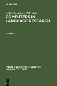 Cover Computers in Language Research 2