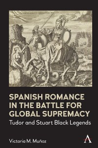 Cover Spanish Romance in the Battle for Global Supremacy