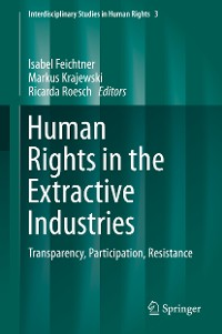 Cover Human Rights in the Extractive Industries