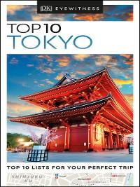 Cover DK Eyewitness Top 10 Tokyo