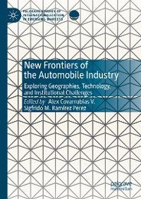 Cover New Frontiers of the Automobile Industry