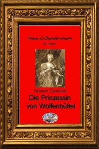 Cover Die Prinzessin von Wolfenbüttel
