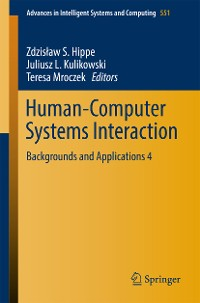 Cover Human-Computer Systems Interaction