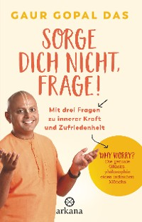Cover Sorge dich nicht, frage!