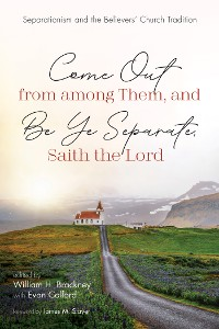 Cover Come Out from among Them, and Be Ye Separate, Saith the Lord