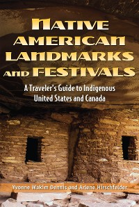 Cover Native American Landmarks and Festivals