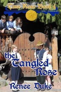 Cover Tangled Rose