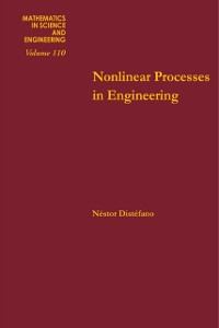 Cover Nonlinear Processes in Engineering