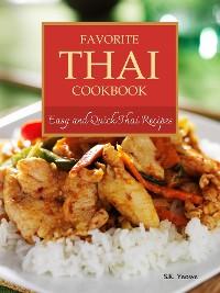 Cover Favorite Thai Cookbook