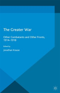 Cover The Greater War