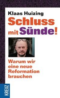 Cover Schluss mit Sünde!