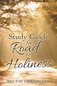 Cover Study Guide for Road to Holiness