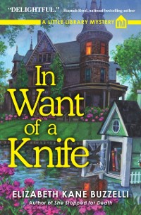 Cover In Want of a Knife