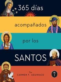 Cover 365 días acompañados por los santos