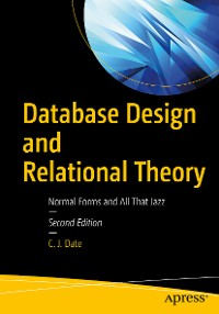 Cover Database Design and Relational Theory
