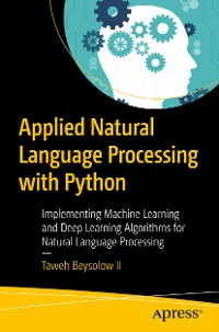 Cover Applied Natural Language Processing with Python