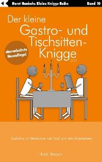 Cover Der kleine Gastro- und Tischsitten-Knigge 2100