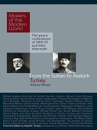Cover From the Sultan to Atatürk