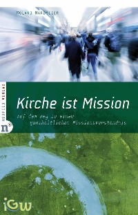 Cover Kirche ist Mission