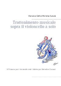 Cover Trattenimento musicale sopra il violoncello a solo