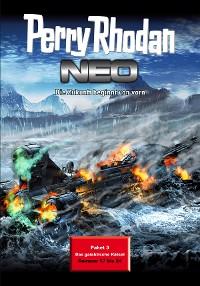 Cover Perry Rhodan Neo Paket 3: Das galaktische Rätsel