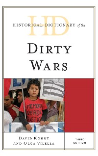 Cover Historical Dictionary of the Dirty Wars