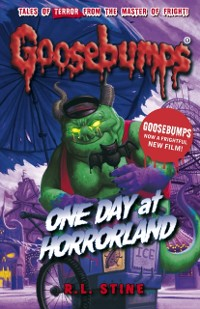 Cover One Day at Horrorland