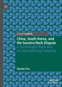 Cover China, South Korea, and the Socotra Rock Dispute