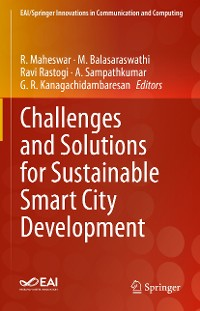 Cover Challenges and Solutions for Sustainable Smart City Development