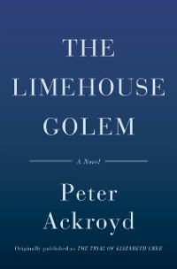 Cover Limehouse Golem