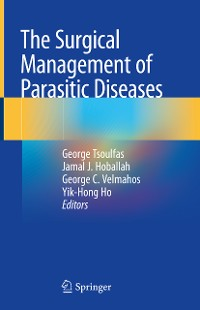 Cover The Surgical Management of Parasitic Diseases