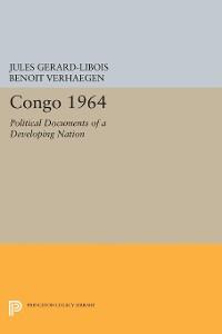 Cover Congo 1964