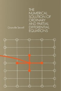 Cover Numerical Solution of Ordinary and Partial Differential Equations