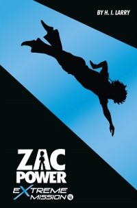 Cover Zac Power Extreme Mission #4