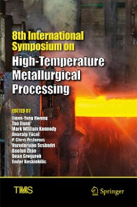 Cover 8th International Symposium on High-Temperature Metallurgical Processing