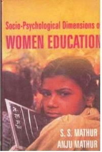Cover Socio-Psychological Dimensions of Women Education