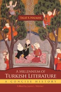 Cover A Millennium of Turkish Literature