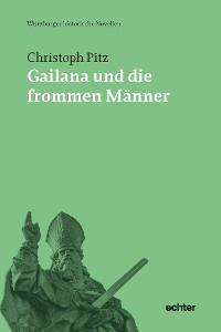 Cover Gailana und die frommen Männer
